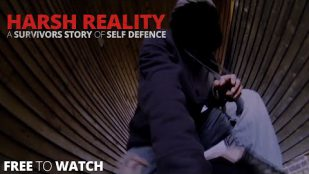 Harsh Reality | A Survivors Story of Self Defence (Promo Teaser)